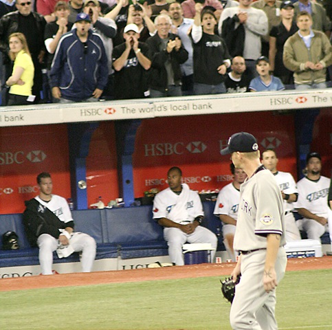 The best game of the Toronto Blue Jays' 2009 season.