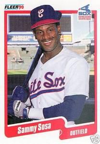 Sammy Sosa 1990